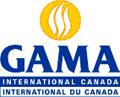 GAMA International Canada Logo